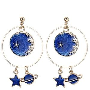 Our universe Earrings